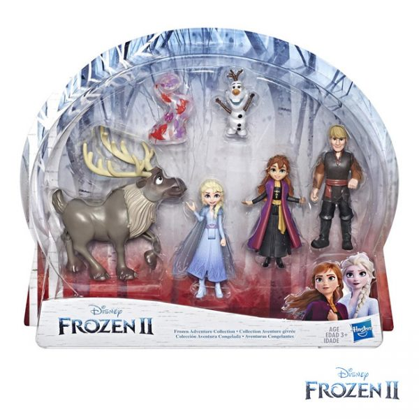 Frozen – Pack 5 Figuras