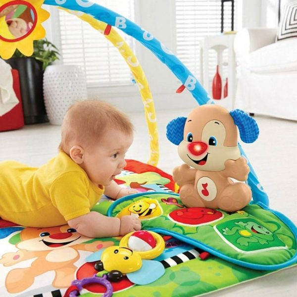 Ginásio do Cachorrinho Fisher-Price