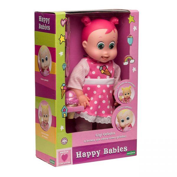 Happy Babies – Gigi Gelados