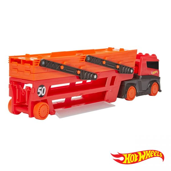 Hot Wheels Mega Camião de Transporte
