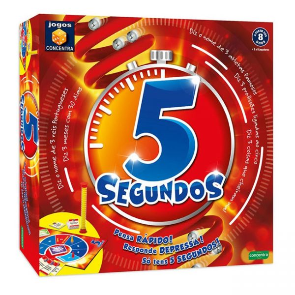 Jogo 5 Segundos