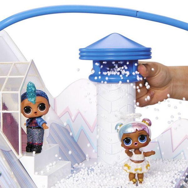 LOL Surprise! Chalet de Inverno