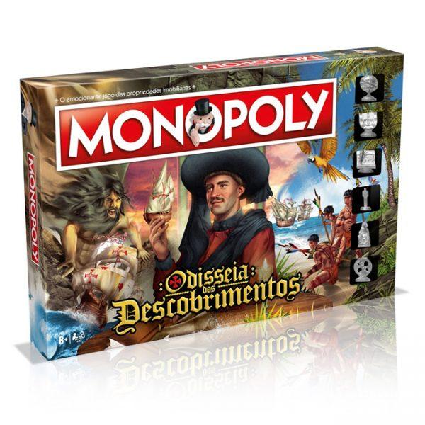 Monopoly Odisseia dos Descobrimentos