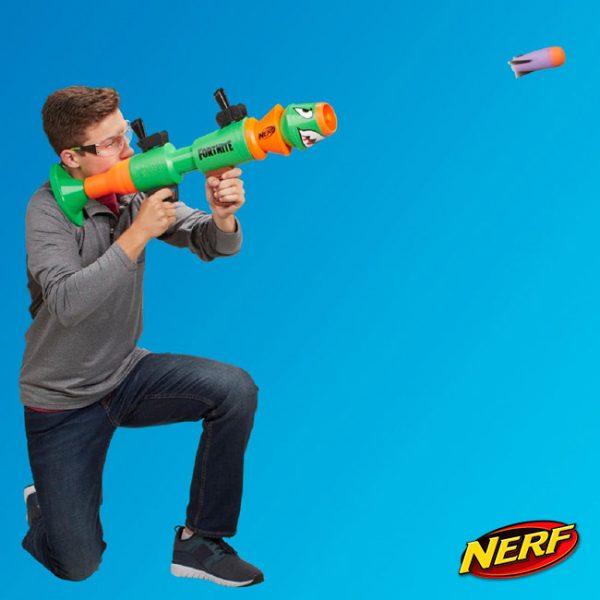 Nerf Fortnite Rocket RL