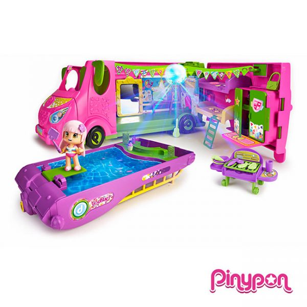 Pinypon Caravana Cool