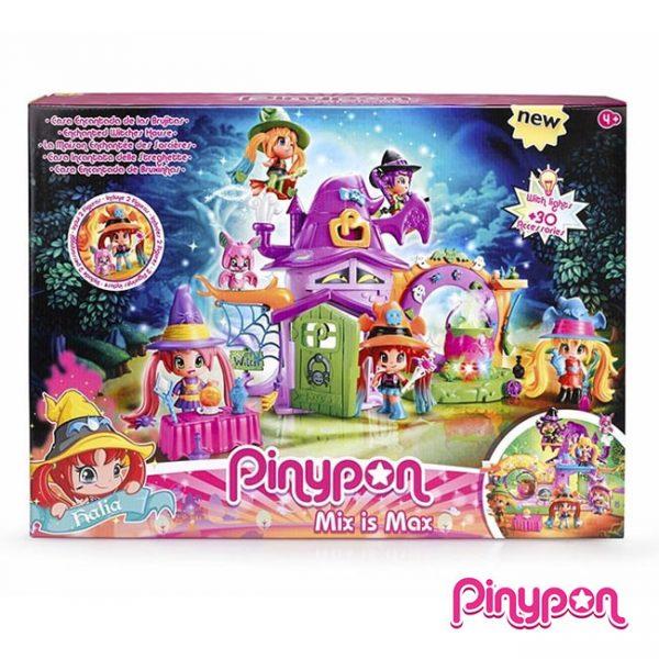 Pinypon Casa Encantada de Bruxinhas