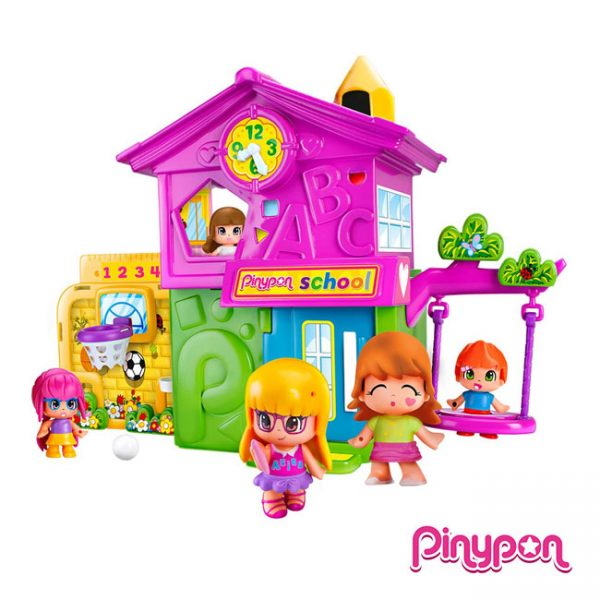 Pinypon Escola