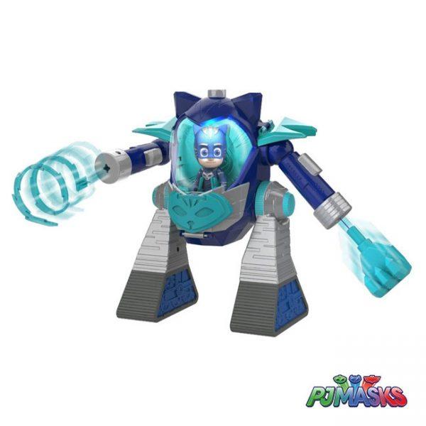 PJ Masks Robô Turbo Movers – Catboy
