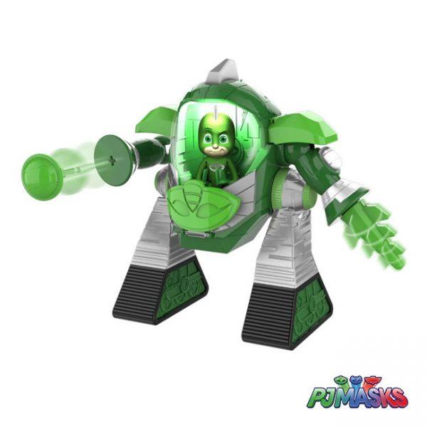 PJ Masks Robô Turbo Movers – Gekko