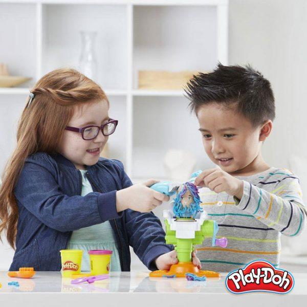 Play-Doh – Barbearia