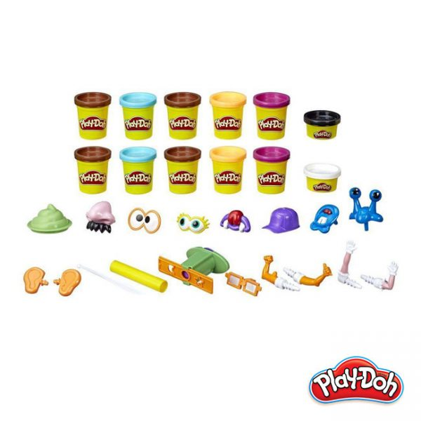 Play-Doh – Cocós Divertidos