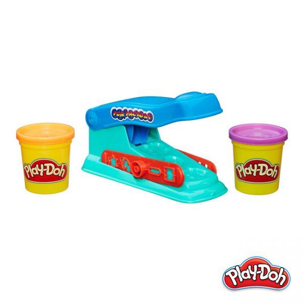 Play-Doh – Fábrica Louca
