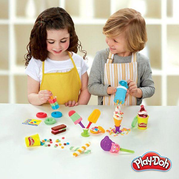 Play-Doh – Gelados Deliciosos