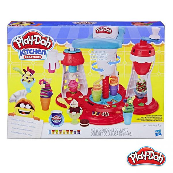 Play-Doh – Super Gelataria