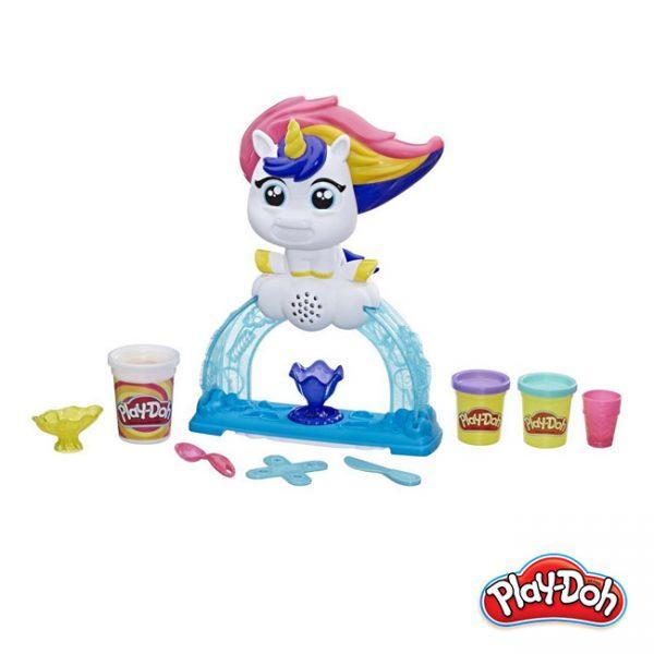 Play-Doh – Unicórnio Gelados Deliciosos