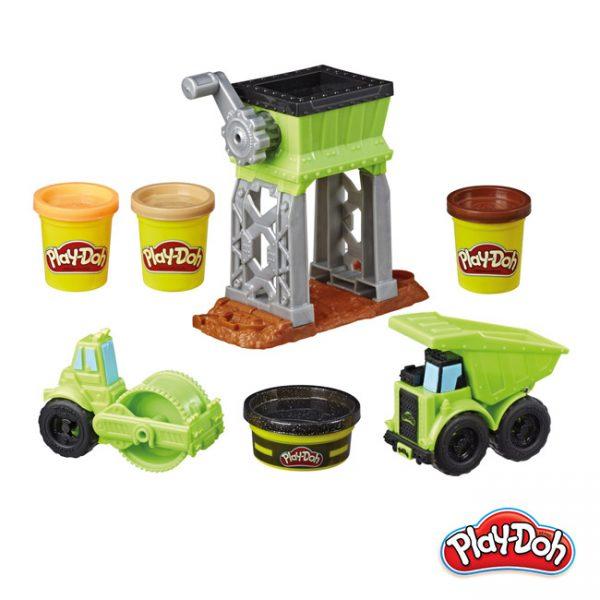 Play-Doh – Wheels Camião de Pedra