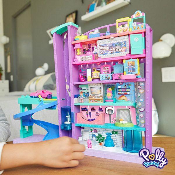 Polly Pocket Centro Comercial