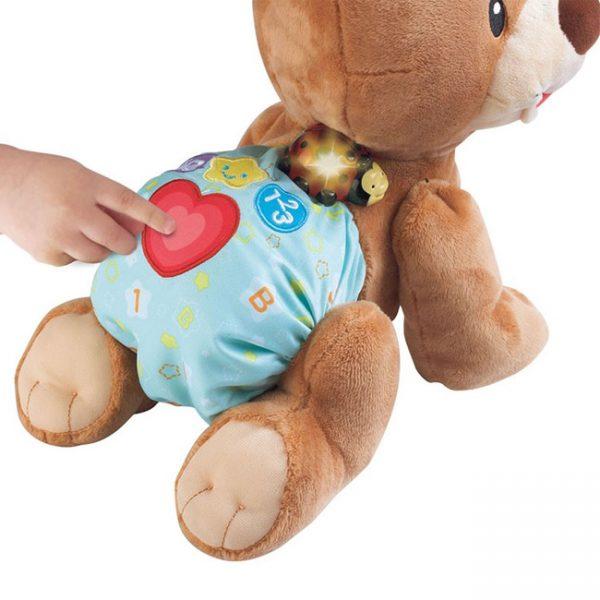 Vtech Teddy Gatinha Comigo