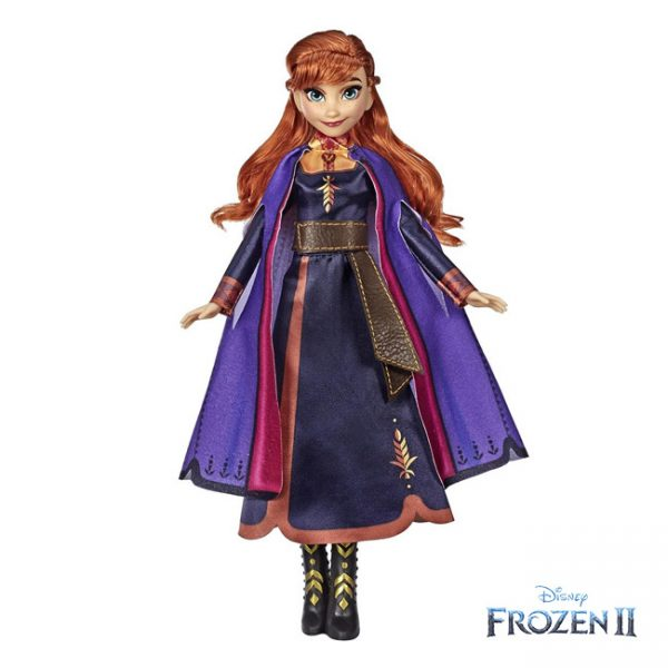 Frozen – Boneca Anna Cantora