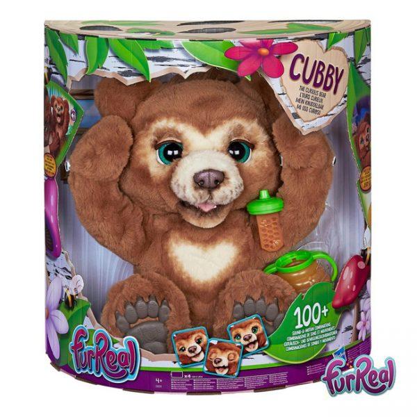 Cubby Ursinho Curioso