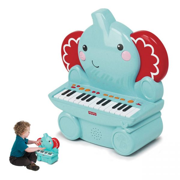 Piano do Elefante Fisher-Price