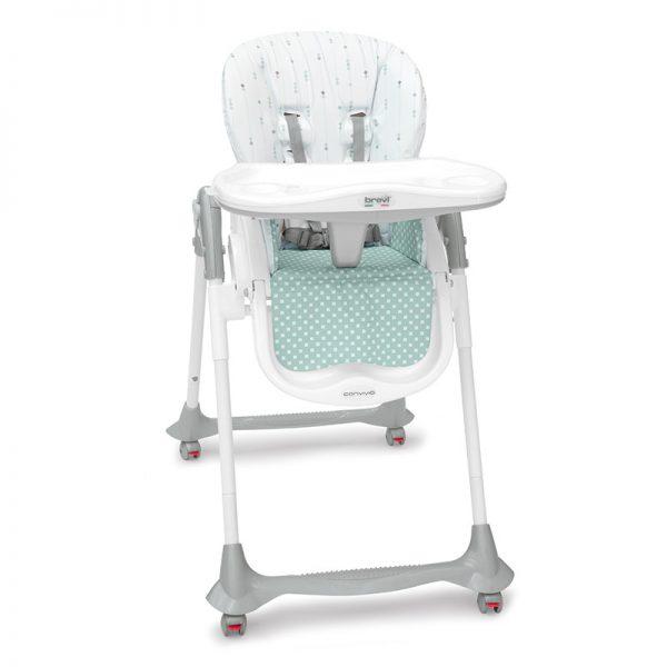 Cadeira de Papa Brevi Convivio Tiffany