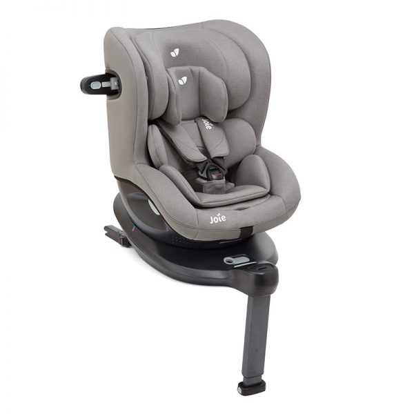 Cadeira Joie i-Spin 360 Gray Flannel