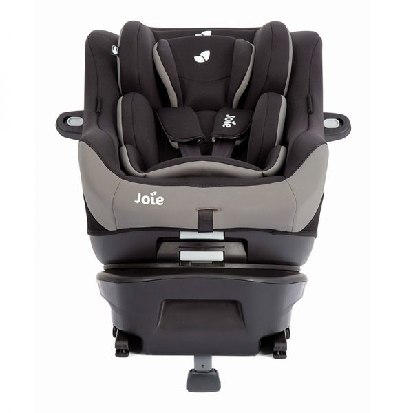 Cadeira Joie Spin Safe Black Pepper