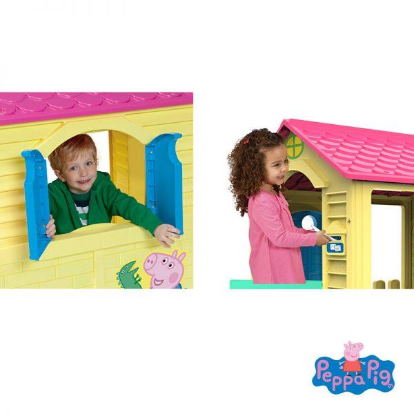 Casa Jardim Peppa Pig