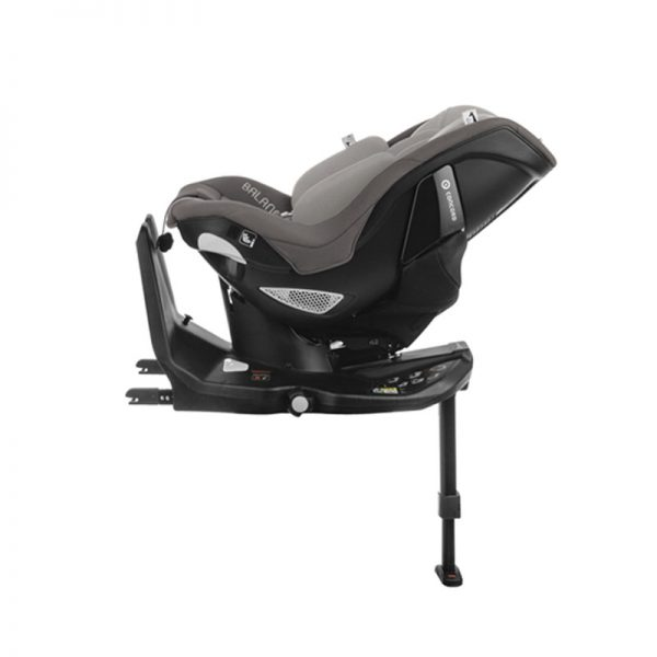 Cadeira Concord Balance i-Size 360º Shadow Black
