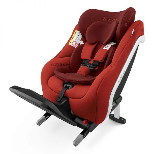Cadeira Concord Reverso Plus i-Size Autumn Red