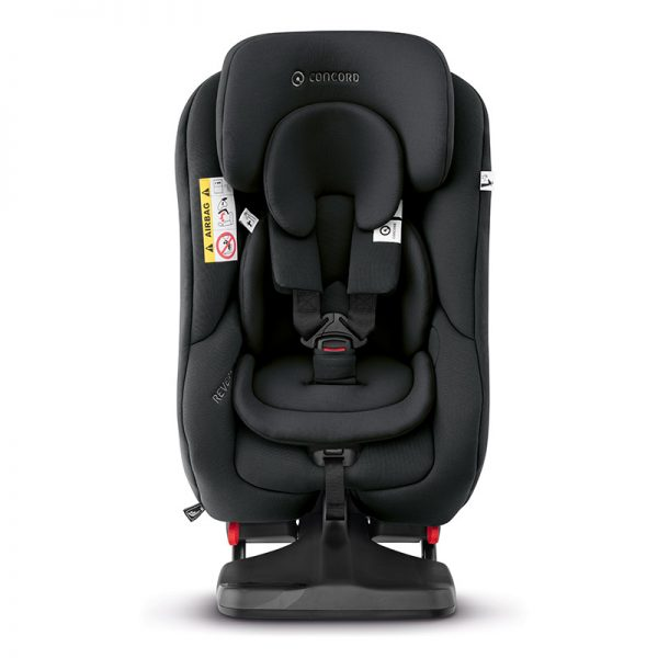 Cadeira Concord Reverso Plus i-Size Shadow Black