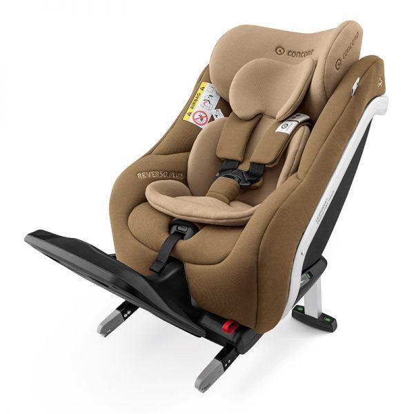 Cadeira Concord Reverso Plus i-Size Tawny Beige