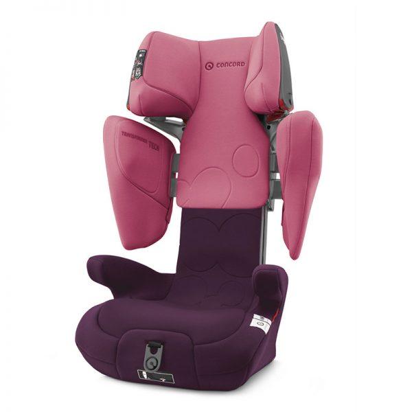 Cadeira Concord Transformer Tech Carmin Pink