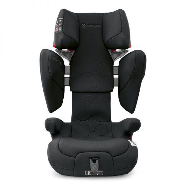 Cadeira Concord Transformer Tech Shadow Black