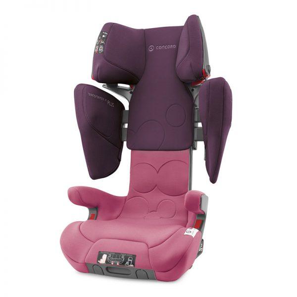 Cadeira Concord Transformer XT Plus Carmin Pink
