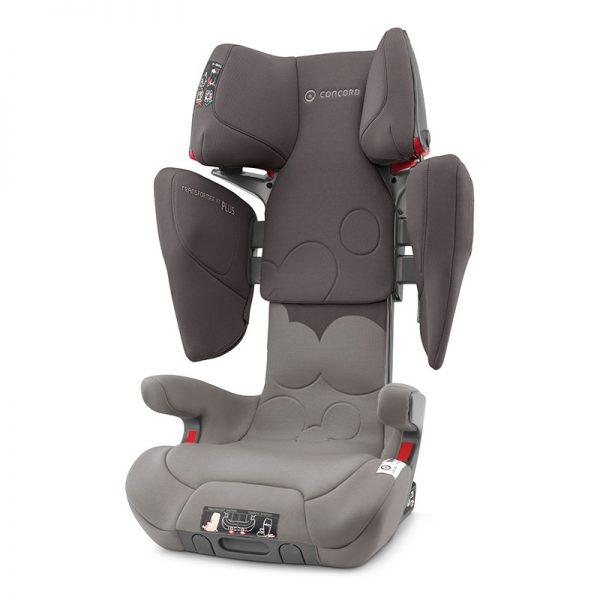 Cadeira Concord Transformer XT Plus Moonshine Grey