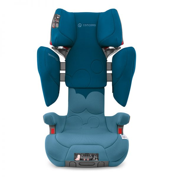 Cadeira Concord Transformer XT Plus Peacock Blue
