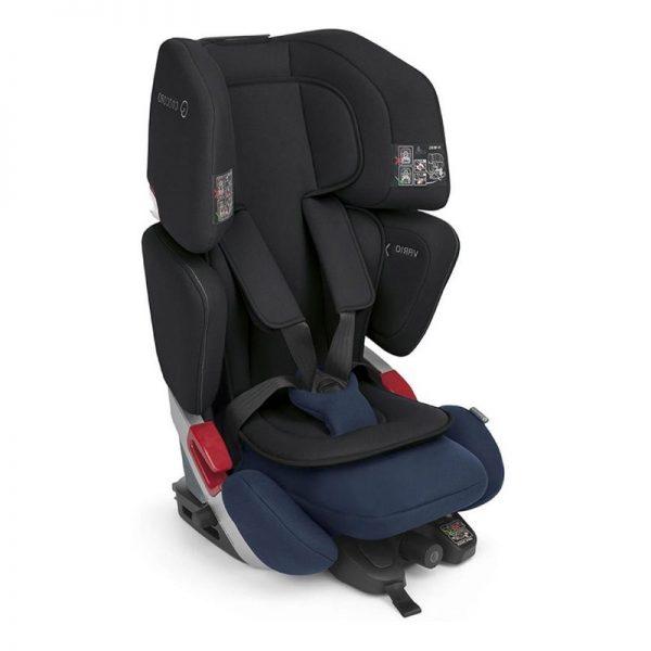 Cadeira Concord Vario XT-5 Black Blue Edition