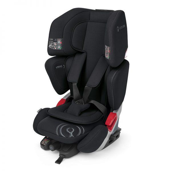 Cadeira Concord Vario XT-5 Cosmic Black
