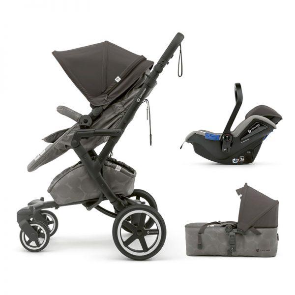 Trio Concord Neo Plus Mobility Moonshine Grey