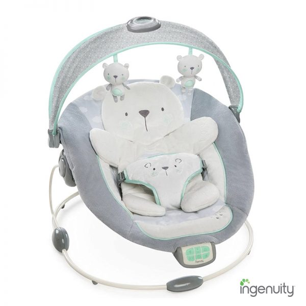 Espreguiçadeira Ingenuity Twinkle Twinkle Teddy Bear