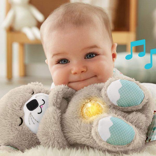 Lontra Dorme Bebé Fisher-Price