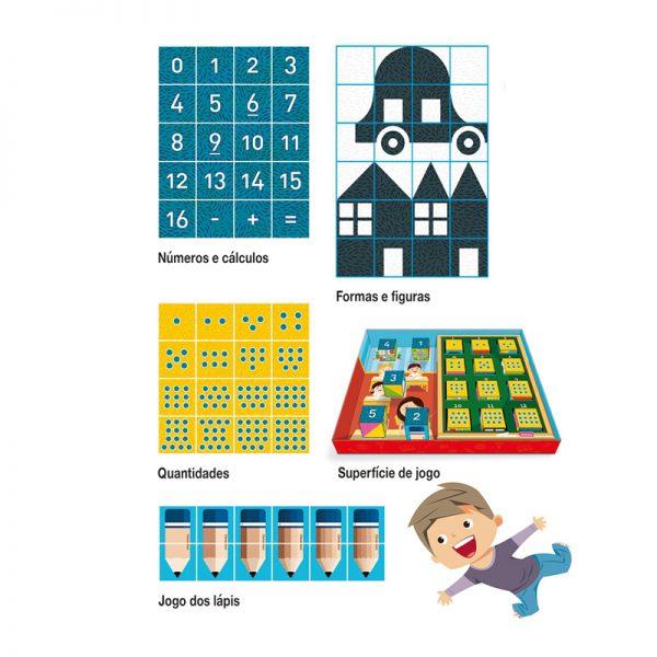 Aprende c/ Cubos Matemáticos