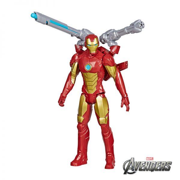 Avengers – Iron Man c/ Acessórios