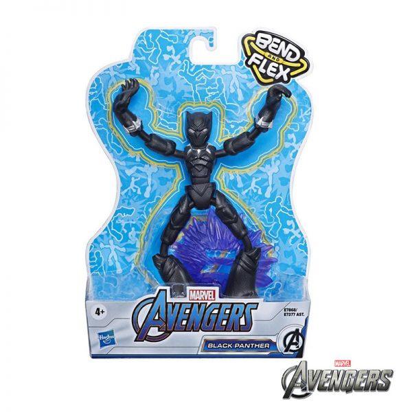 Avengers Bend and Flex – Black Phanter