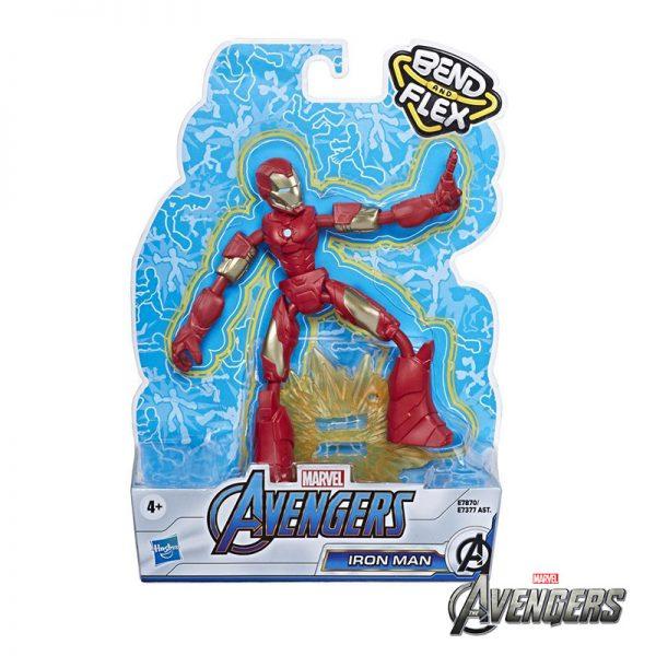 Avengers Bend and Flex – Iron Man
