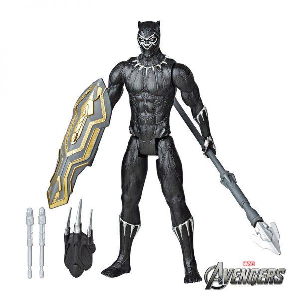 Avengers – Black Panther c/ Acessórios