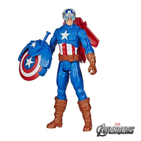 Avengers – Capitão América c/ Acessórios