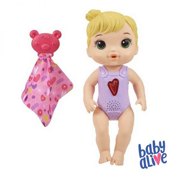Baby Alive Coração Feliz